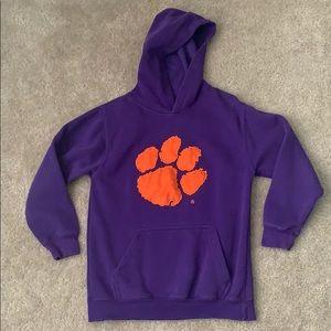 Other - Clemson hooded sweatshirt